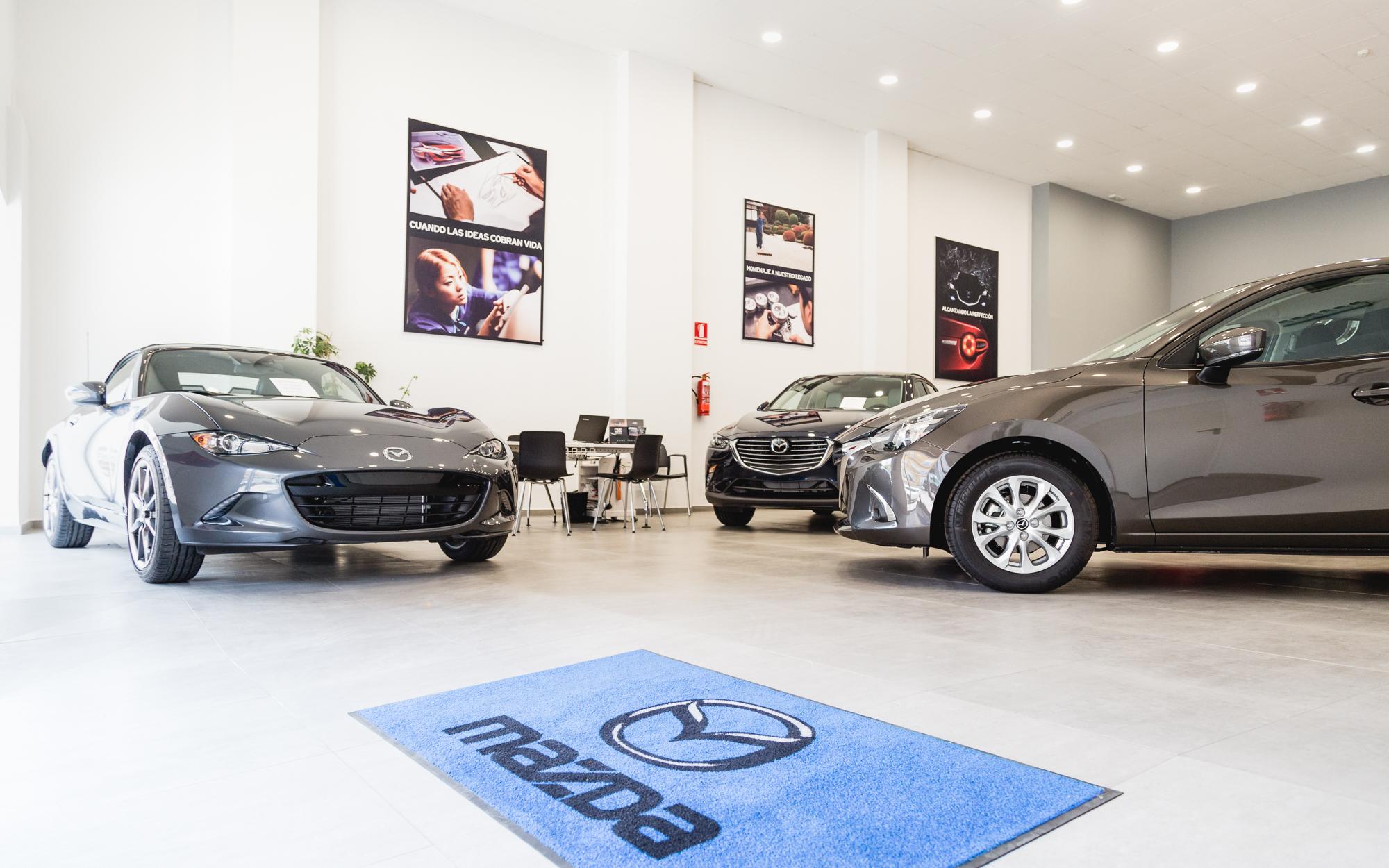 Mazda en Valencia