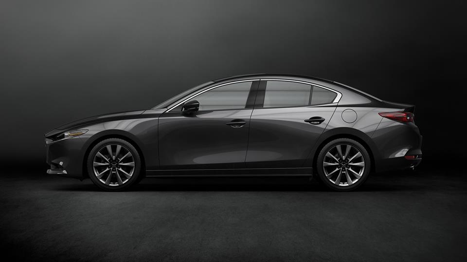 El nuevo Mazda3 Sedán está levantando una gran expectación por su elegante diseño