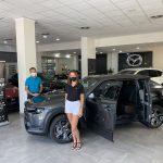 El nuevo Mazda MX-30, radiante en Mazda Almenar
